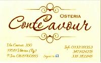 OSTERIA Conte di Cavour